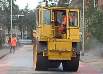 Home | Avema Wegenbouw | Sterk in asfalteren
