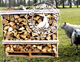 Openhaardhout online bestellen. Gratis levering in NL.