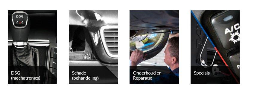 DSG revisie - Garage Haarman